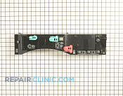 User Control and Display Board - Part # 1017132 Mfg Part # 3980189