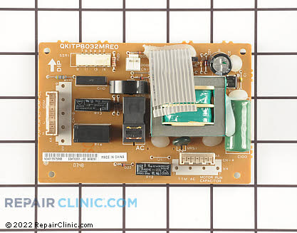 Power Supply Board 66168 Main Product View