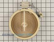 Radiant Surface Element - Part # 1032749 Mfg Part # 12002147