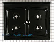 Metal Cooktop - Part # 1035334 Mfg Part # 74009086
