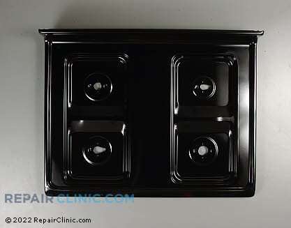 Metal Cooktop 316202345 Main Product View
