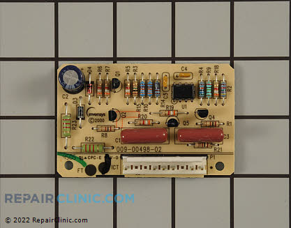 Main Control Board 134224300 Main Product View