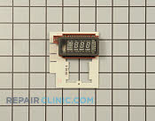 User Control and Display Board - Part # 1042058 Mfg Part # 00189807