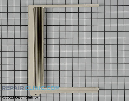 Window Side Curtain and Frame WJ86X10064 Main Product View