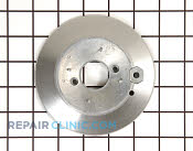 Surface Burner Base - Part # 1043437 Mfg Part # 00156081