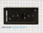 Burner Drip Pan - Part # 1047104 Mfg Part # 00368426