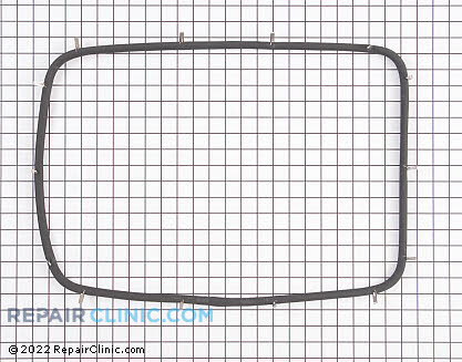 Dishwasher Door Gasket 00239406 Main Product View