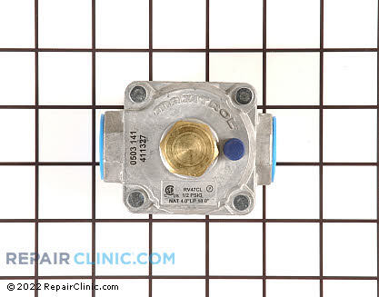 Pressure Regulator 00411327 Main Product View