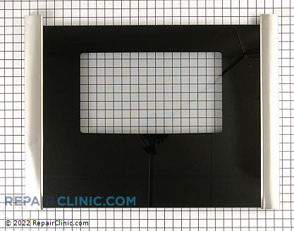 Oven Door Glass 00471648 Main Product View