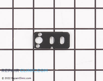 Hinge Plate 11901-1-BLK-S   Main Product View