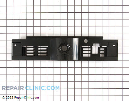 Vent Grille 11942-BLK-01 Main Product View