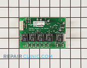 Relay Board - Part # 1056217 Mfg Part # 316418101