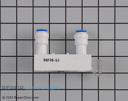 Water Filter Head 240396002       Main Product View