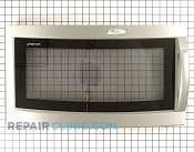 Microwave Oven Door - Part # 1059940 Mfg Part # 8205231