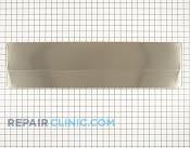 Backsplash panel - Part # 1061461 Mfg Part # 9759886SS