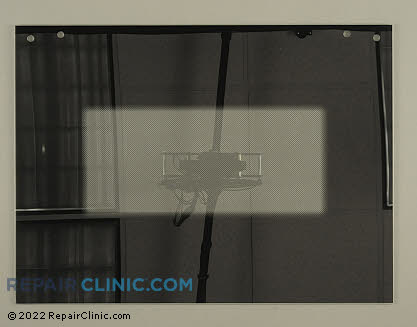 Outer Door Glass 9759641 Main Product View