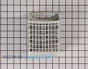 Silverware Basket - Part # 1061884 Mfg Part # 154424102