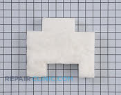 Insulation,door sides ,mini oven ,(2) - Part # 1062373 Mfg Part # 316414201