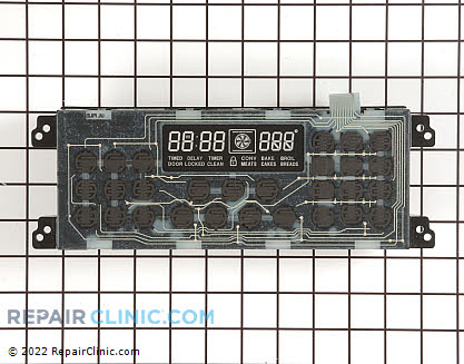 Oven Control Board 316418701       Main Product View