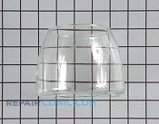 Glass Jar - Part # 1065363 Mfg Part # 4176728