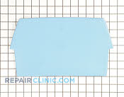 Rubber mat - Part # 1065153 Mfg Part # 2300431