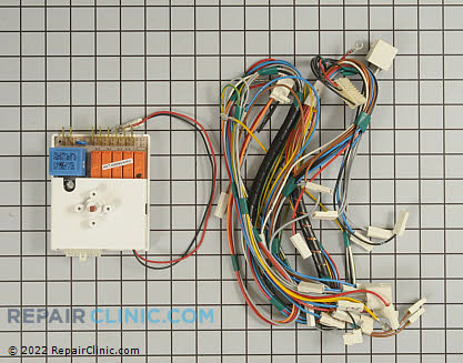 Wire Harness 8182504 Main Product View
