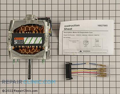 Drive Motor 12002352        Main Product View