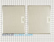 Grease Filter - Part # 1084672 Mfg Part # WB02X11011