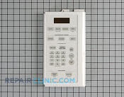 Touchpad and Control Panel - Part # 1085448 Mfg Part # WB07X10873
