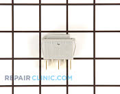 Fan or Light Switch - Part # 1086020 Mfg Part # WB24X10131