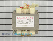 High Voltage Transformer - Part # 1086407 Mfg Part # WB27X10795