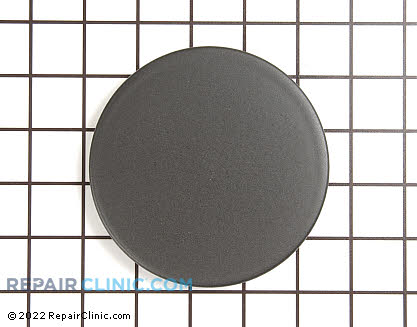 Surface Burner Cap WB28K10222      Main Product View