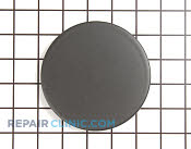 Surface Burner Cap - Part # 1086516 Mfg Part # WB28K10222
