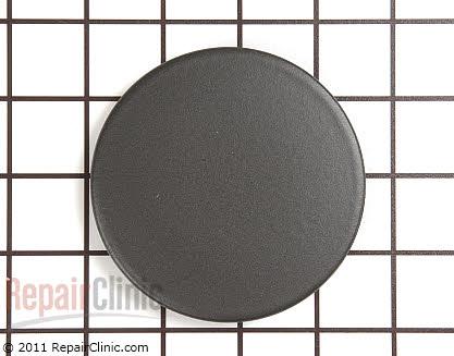 Surface Burner Cap WB29K10024      Main Product View
