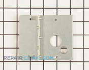 Bracket & Flange - Part # 1088493 Mfg Part # WD12X10124