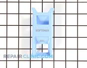 Detergent Divider - Part # 1089549 Mfg Part # WH47X10005