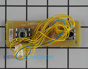 Main Control Board - Part # 1089922 Mfg Part # WJ29X10014