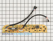 Power Supply Board - Part # 1089879 Mfg Part # WJ26X10197