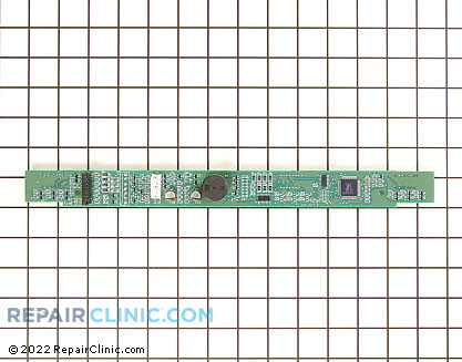 Temperature Control Board WR55X10340 Main Product View