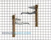 Oven Door Hinge - Part # 1098986 Mfg Part # 00369989