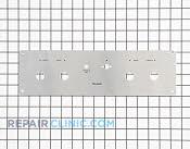Control  Panel - Part # 1101885 Mfg Part # 00486666