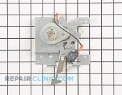 Door Lock Motor and Switch Assembly - Part # 1105431 Mfg Part # 00418806