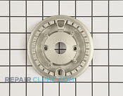 Surface Burner Base - Part # 1105618 Mfg Part # 00423449