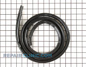 Dishwasher Door Gasket - Part # 1132005 Mfg Part # 99003337