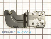 Top Hinge - Part # 2048310 Mfg Part # DA97-02338B