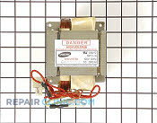 High Voltage Transformer - Part # 2078029 Mfg Part # DE26-00082A