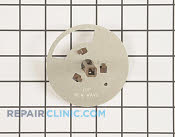 Stirrer Blade - Part # 2078231 Mfg Part # DE31-00023A