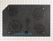 Glass Cooktop - Part # 1154674 Mfg Part # 8190778