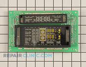 User Control and Display Board - Part # 1156682 Mfg Part # 00144001