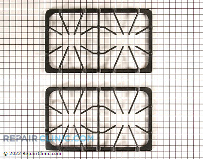 Burner Grate 318221665       Main Product View